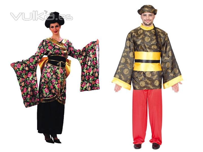 Disfraces de Chinos