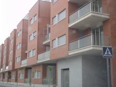 Construccion de 21 viviendas en molina de segura