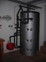 Instalacion acs+calefaccion en huelva