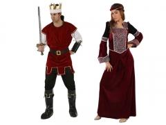 Disfraces de principes medievales