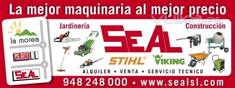 SERVICIOS DE ALQUILER SEAL S.L.
