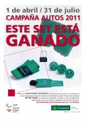 Campaña autos 2011