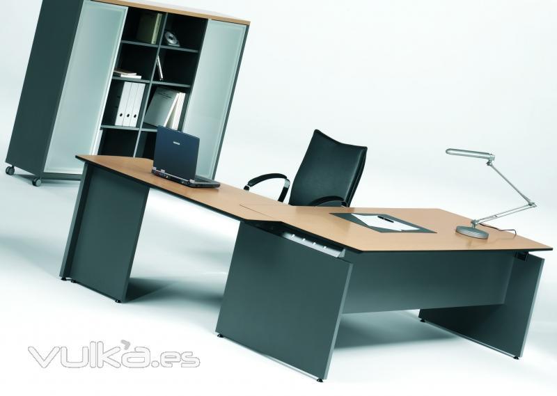 Foto mobiliario de oficina al mejor precio lupass oficinas for Precio mobiliario oficina
