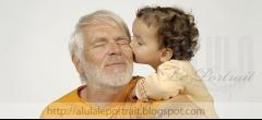 Opa y nieta
