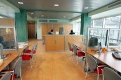 Interior oficinas centrales