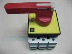 Interruptor telemecanique.