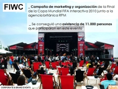 Corporate & Brand Events