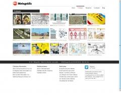 Programación plantilla wordpress de la web: http://www.metagrafic.es