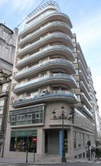 PONS Galicia - Edificio Aurora, Vigo