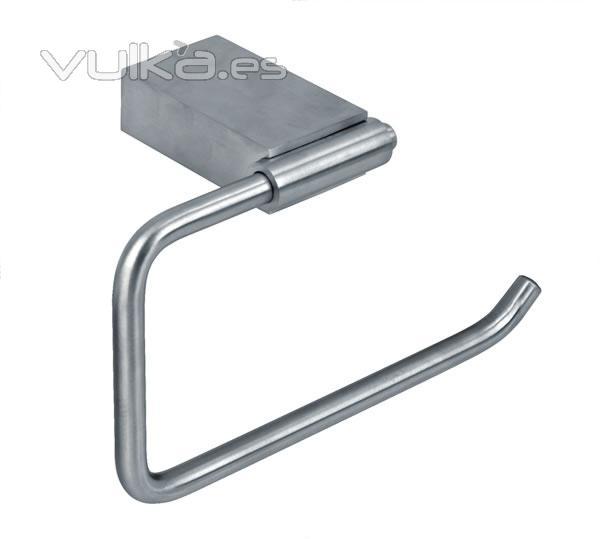Foto linea ba o presenta los accesorios de ba o en acero for Accesorios bano acero