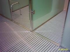Pavimento drenante ipagrid (cabinas modulables)