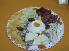 De quesos.....variados