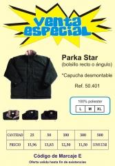 PARKAS OFERTAS ESPECIALES
