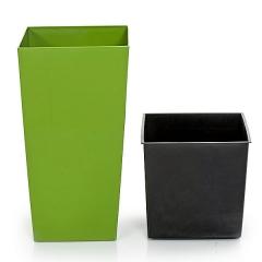 Cubremacetas plastico verde 47 en lallimona.com detalle1