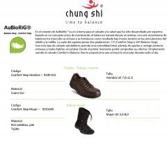 Modelos chung shi aubiorig
