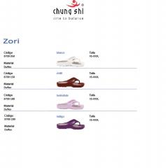 Modelos chung shi dux zori