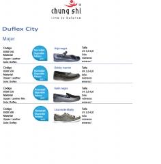 Modelos chung shi duflex city