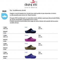 Modelos chung shi dux