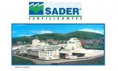 FERTIEUROPA Fabrica de SADER, S.A. en Zorroza (BILBAO) donde se fabrican algunos de los productos qu