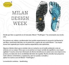 Un concepto revolucionario de calzado