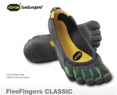Modelo five fingers classic