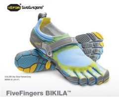 Modelo five fingers bikila