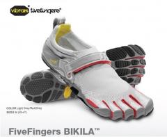 Modelo five fingers bikila
