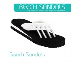 Modelo beech sandals original white