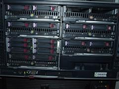 Detalle del cpd de datacity comunicaciones