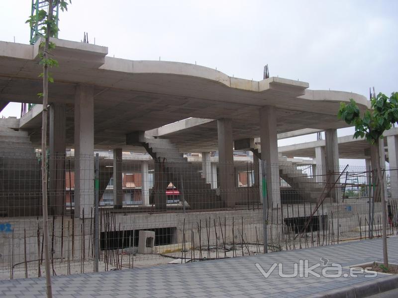 Construcciones en murcia empresa de construcciones for Construccion empresa
