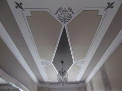 Decoradores & pintores - huertas - miles de techos pintados , maneras y formas