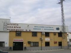 Vista fachada oficinas
