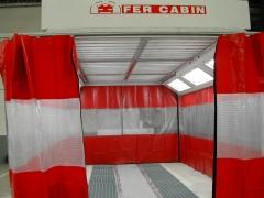 Cabinas de pintura fercabin - fern�ndez cabado, s.l.