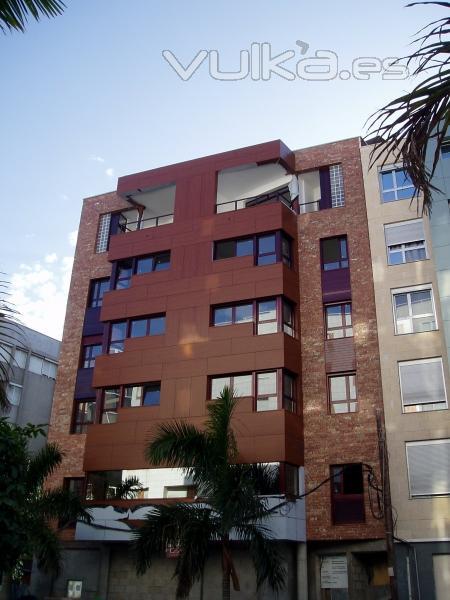 Tejados y fachadas canarias for Tejados y fachadas vizcaya