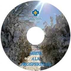 Galleta dvd abiertos a la prosperidad