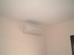 Aire acondicionado split pared