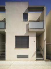 Fachada promoci�n de viviendas en la Regi�n de Murcia