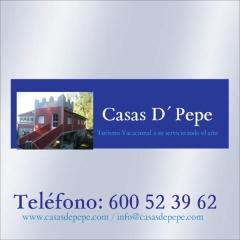 Casas D´Pepe