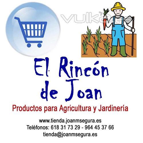 Proyectos: Tienda Virtual de Productos para Agricultura y Jardinería