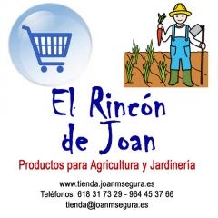 Proyectos: tienda virtual de productos para agricultura y jardiner�a