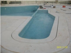 piscinas colectivas y municipales