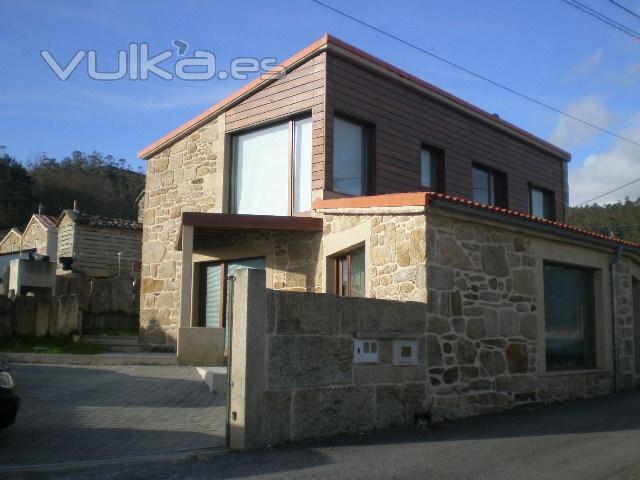 Foto casas rurales completas en finisterre coru a galicia - Casas rural galicia ...
