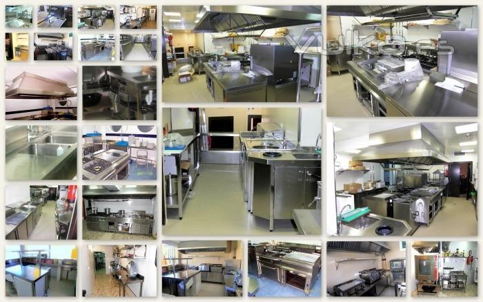 Doctor frio for Fotos de cocinas industriales