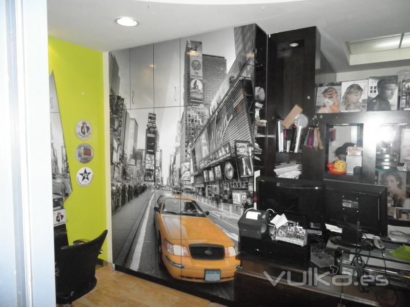 Vinilos decorativos murales y lienzos share the knownledge for Vinilos murales adhesivos