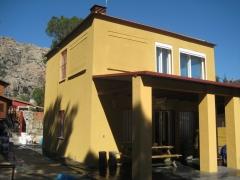 Impermeabilizaci�n de fachadas y aislamiento t�rmico