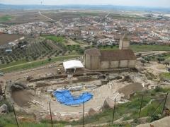 Teatro romano de medell�n