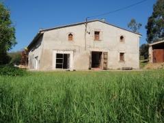 Rehabilitaci�n y reforma casa rural en Girona