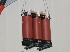 Transformador de 1.600 kva.