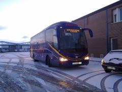 Irisbus Iveco con carroceria PB con wc