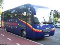 Midibus Irisbus Iveco de 39 plazas